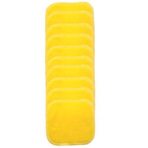 12466 lingette jaune mypads